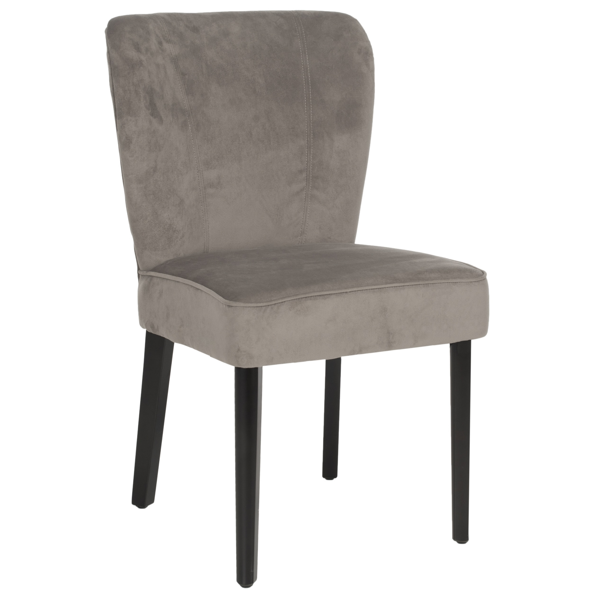 ba32de2c2e4f Shop Safavieh Mid Century Modern Dining Clifford Mushroom Taupe Dining  Chairs (Set of 2) - Free Shipping Today - Overstock - 8306962