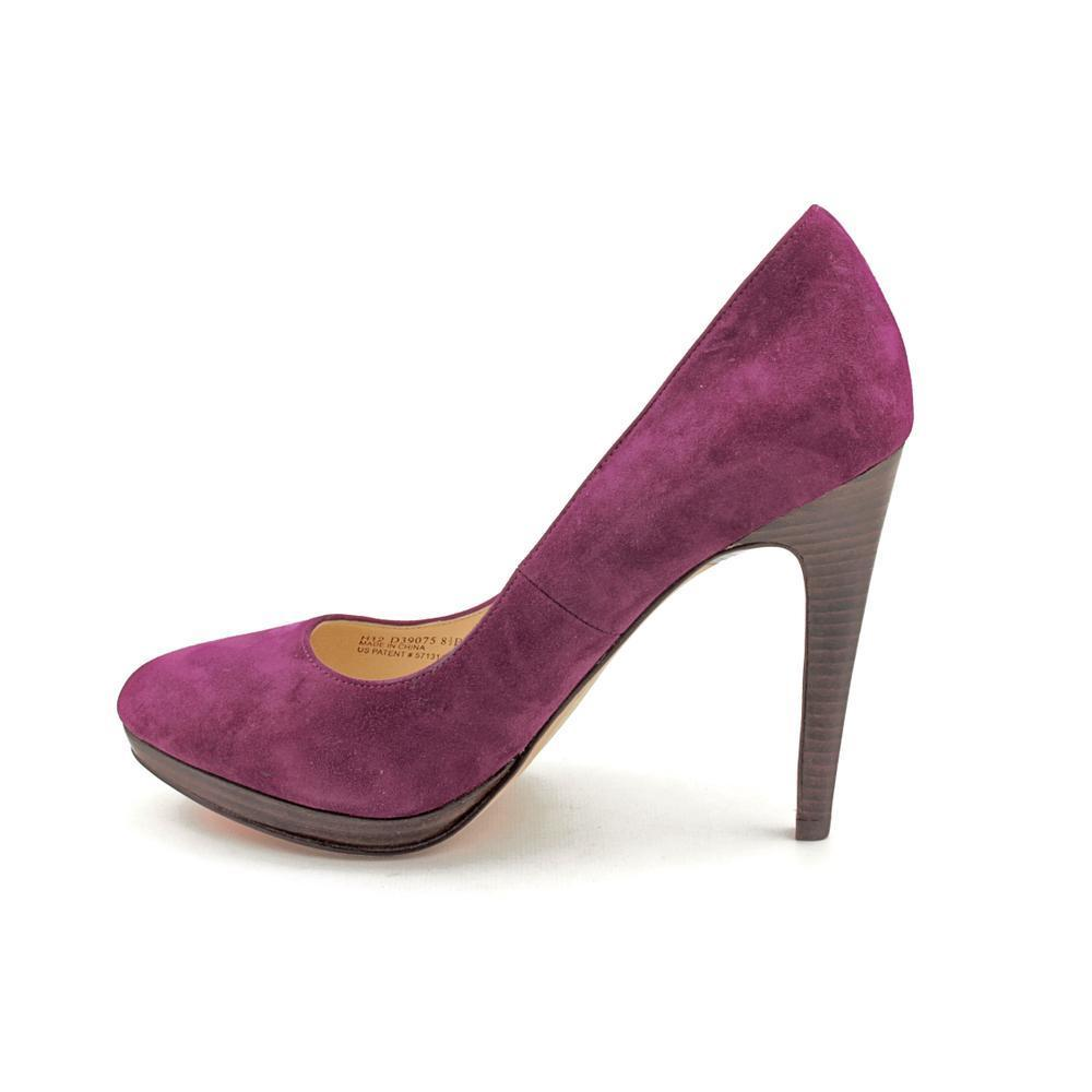81cffc82d87 Shop Cole Haan Women s  Chelsea High.Pump  Regular Suede Dress Shoes - Free  Shipping Today - Overstock - 8322142