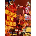 Ideal Decor 'Downtown Las Vegas' Wall Mural