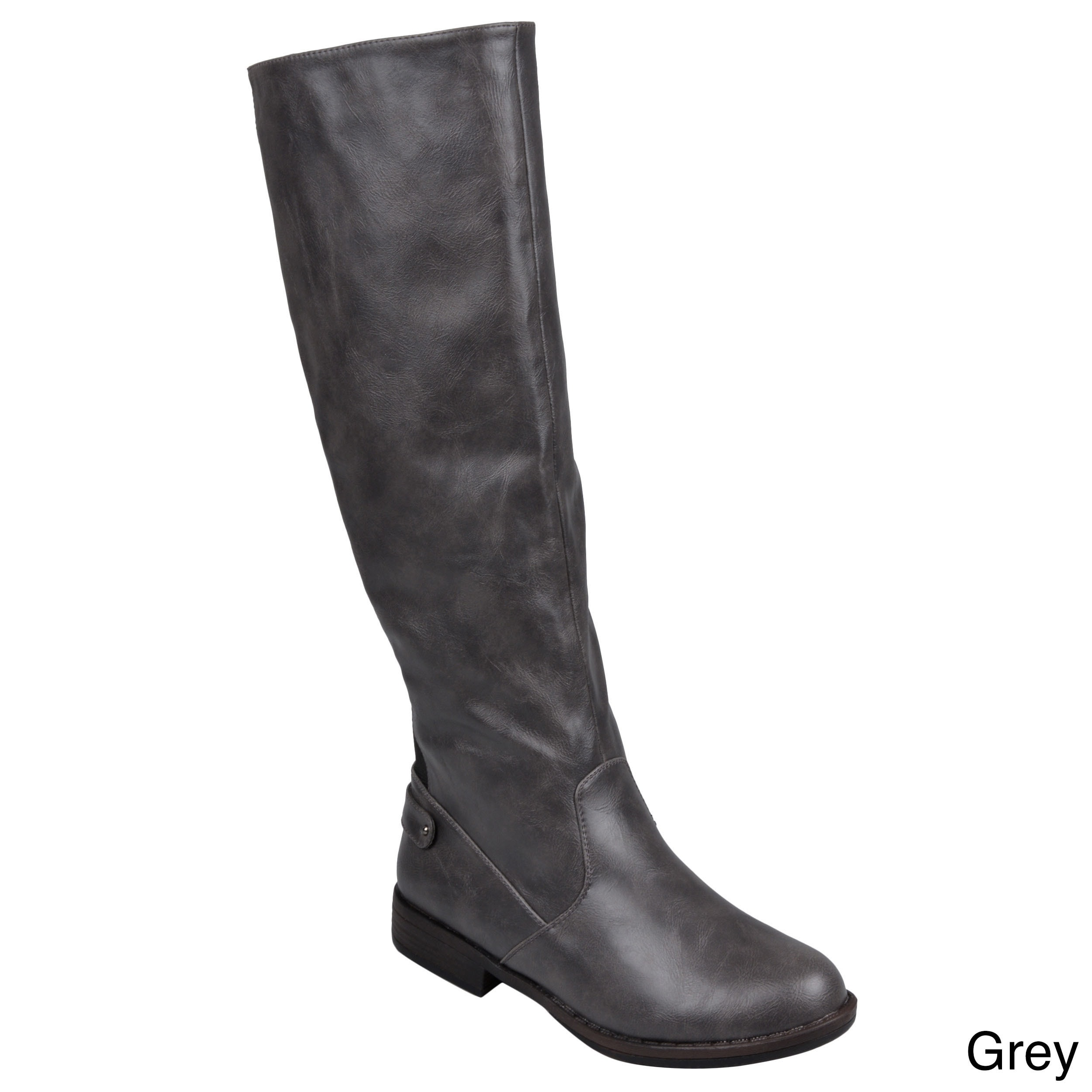 ee814953329783 Shop Journee Collection Women's 'Lynn' Riding Boot - Free Shipping Today -  Overstock - 8342911