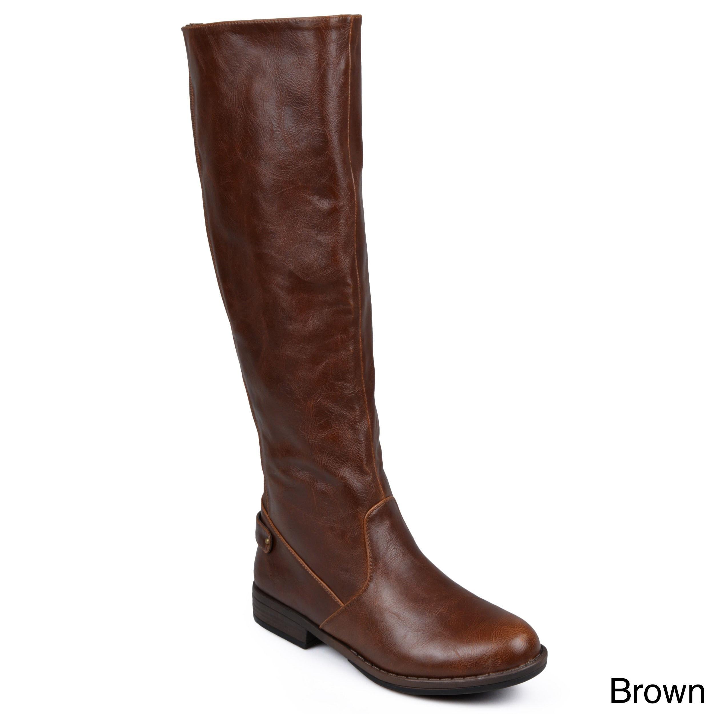 a626e7a9eec63 Journee Collection Women's 'Lynn' Riding Boot