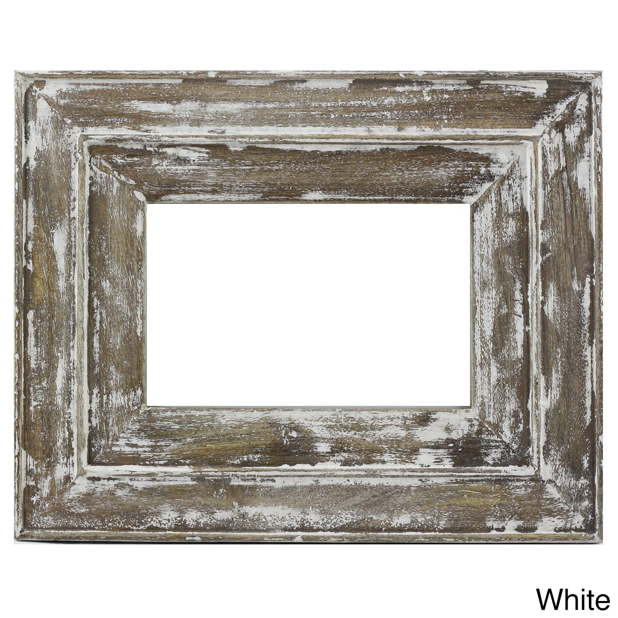 Shop Handmade Timbergirl Distressed Wood Photo Frame (India) - Free ...