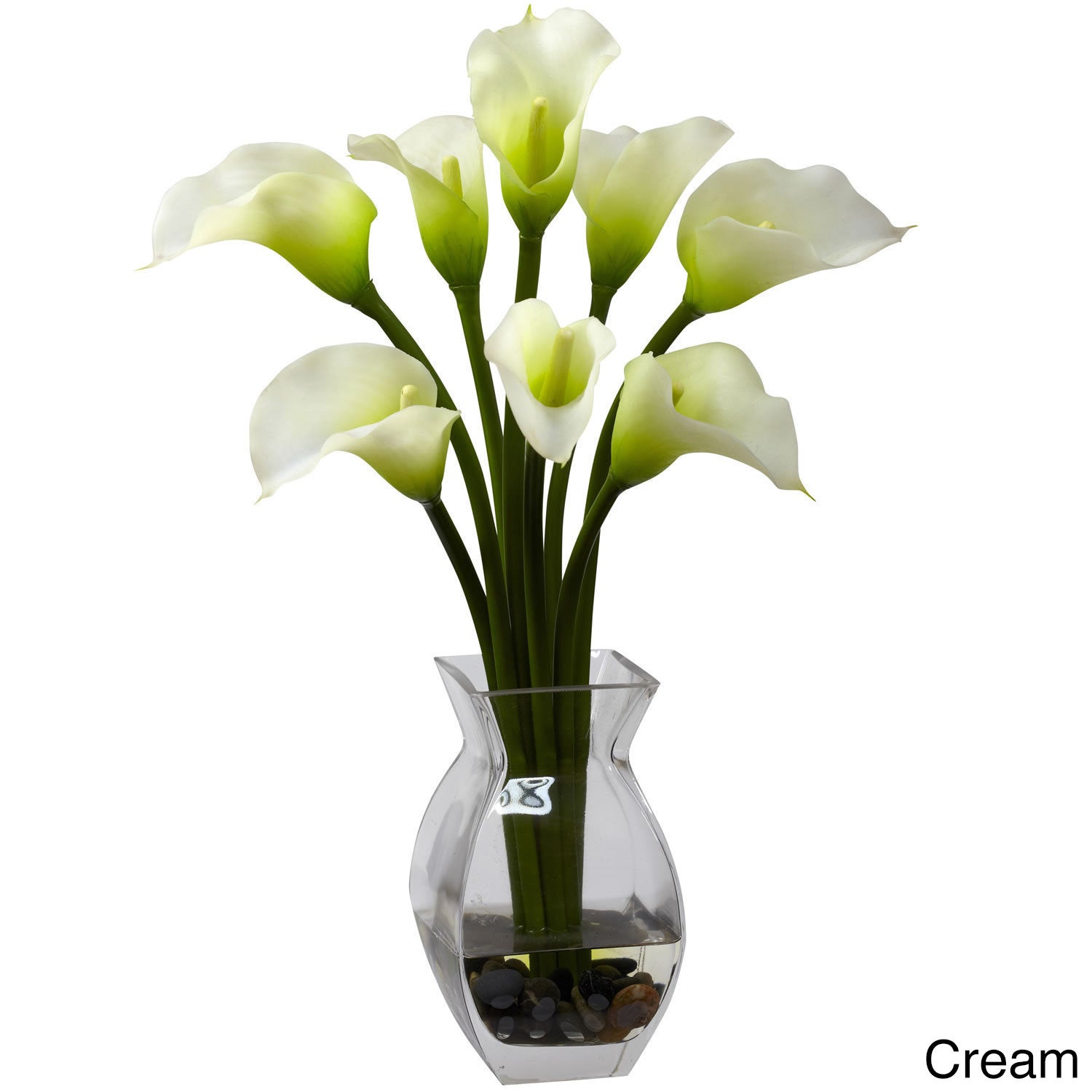 Shop Classic Calla Lily Floral Arrangement Free Shipping Today