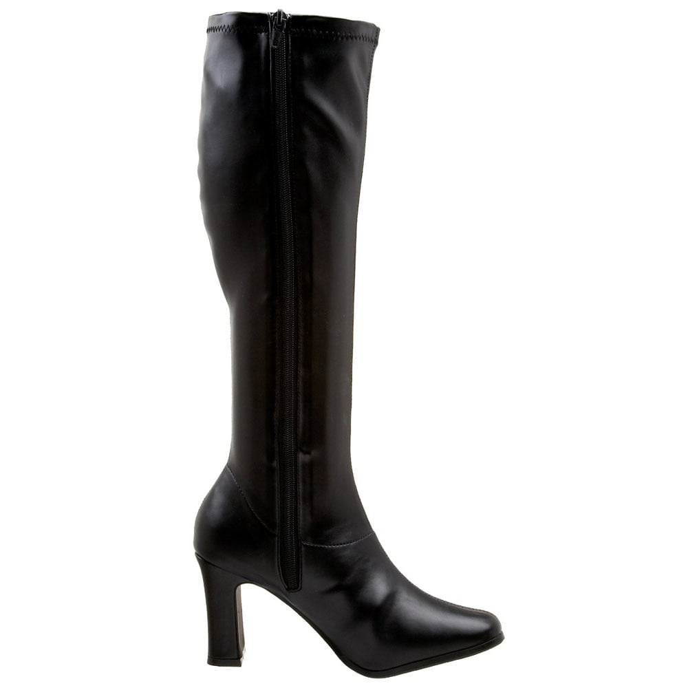 74caf73b8d57 Shop Funtasma Kiki Women's 3.25-inch Chunky Heel Knee High Gogo Boots -  Free Shipping On Orders Over $45 - Overstock - 8368915