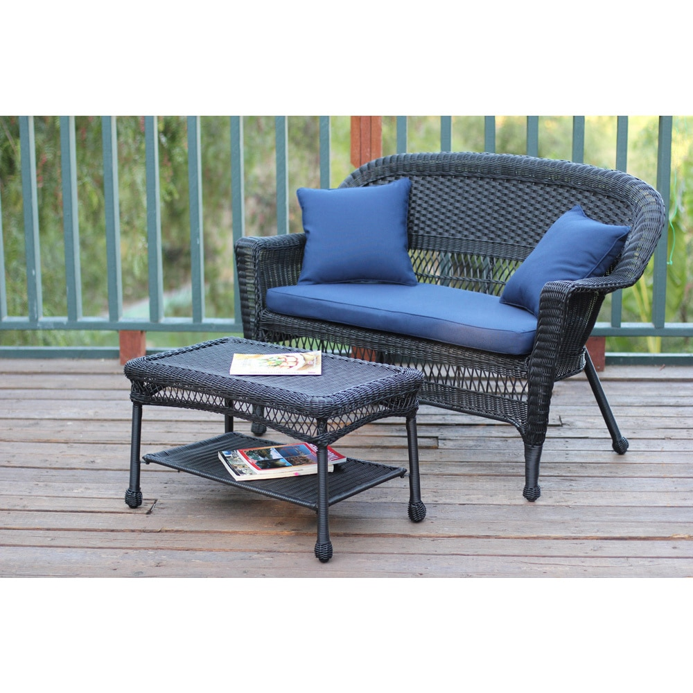 woodbury with outdoor chili patio p weather wicker lv loveseats all r loveseat cushion bay hampton