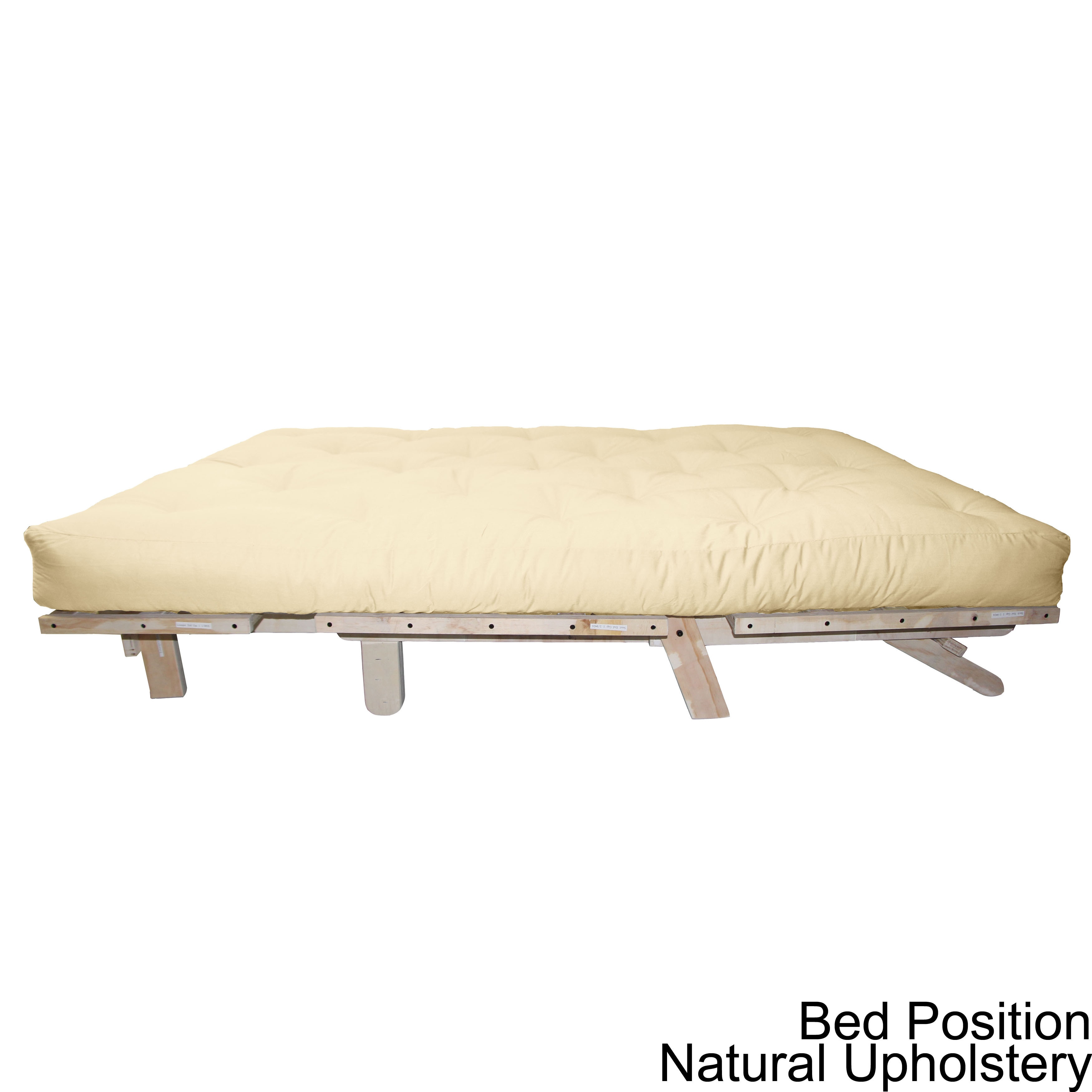 Houston All Wood Twin Full or Queen size Sit Lounge or Sleep