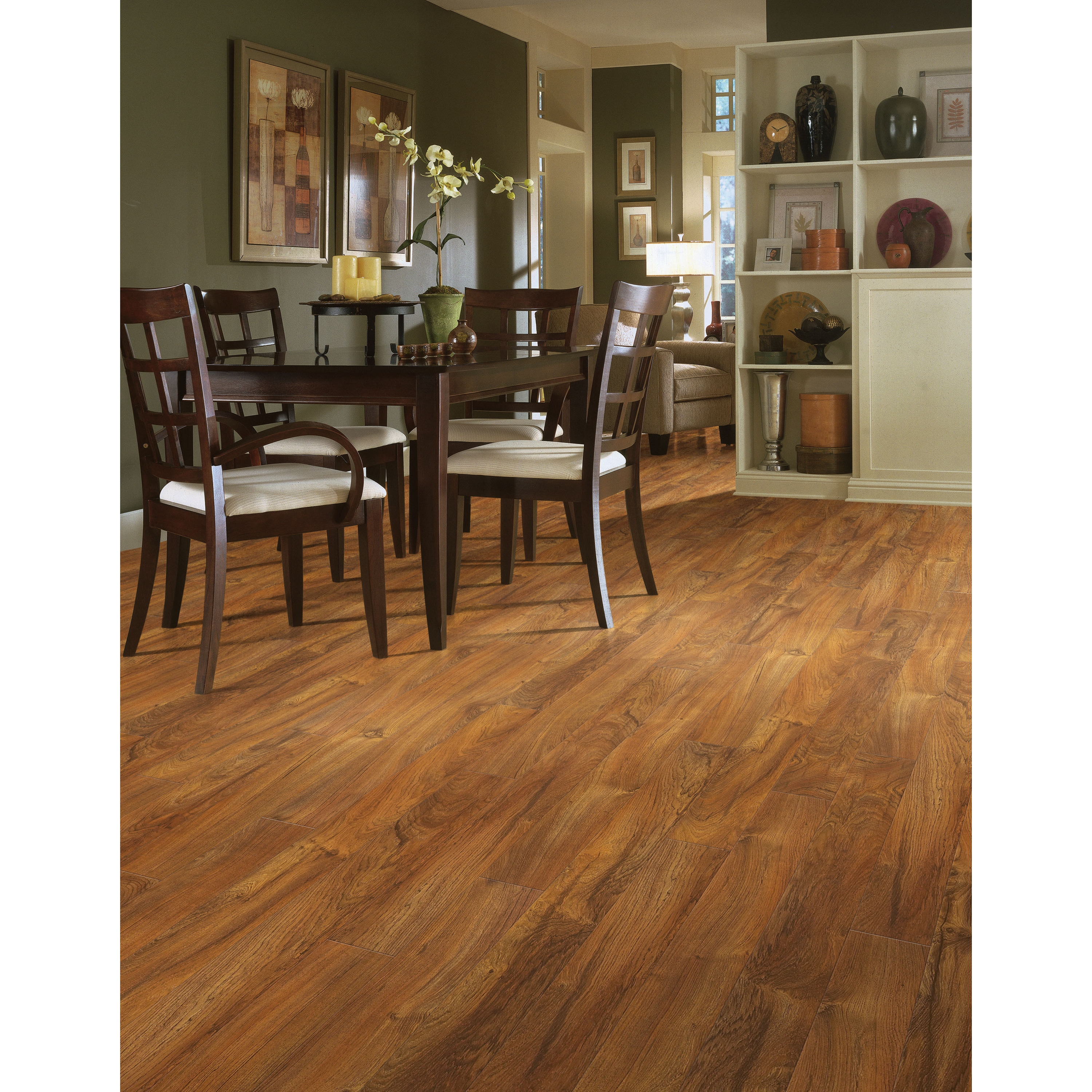 Shaw Industries Americana Collection Laminate Flooring 25 19 Sq Ft Free Shipping Today Com 8385927