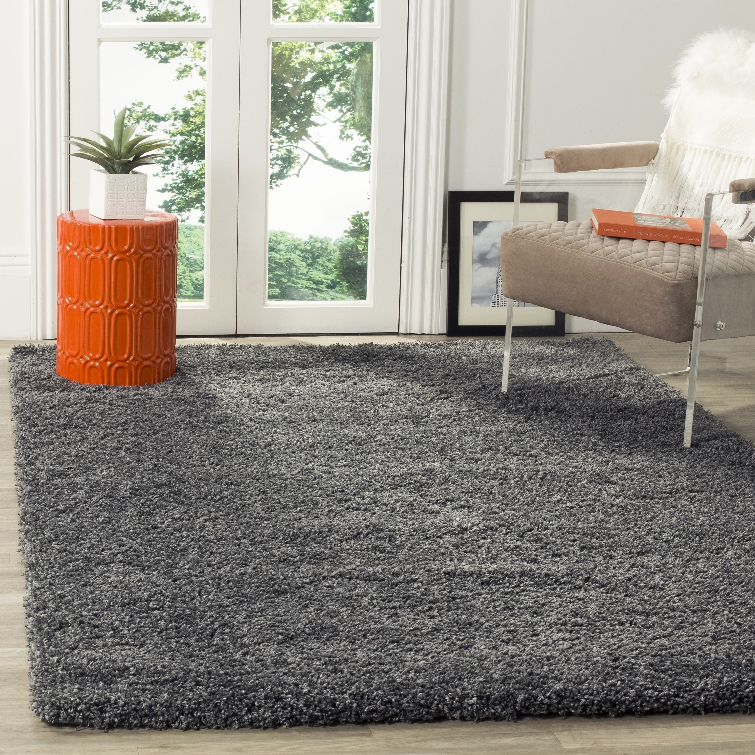 product home free curated garden the trellis x nomad delmar grey rug shag