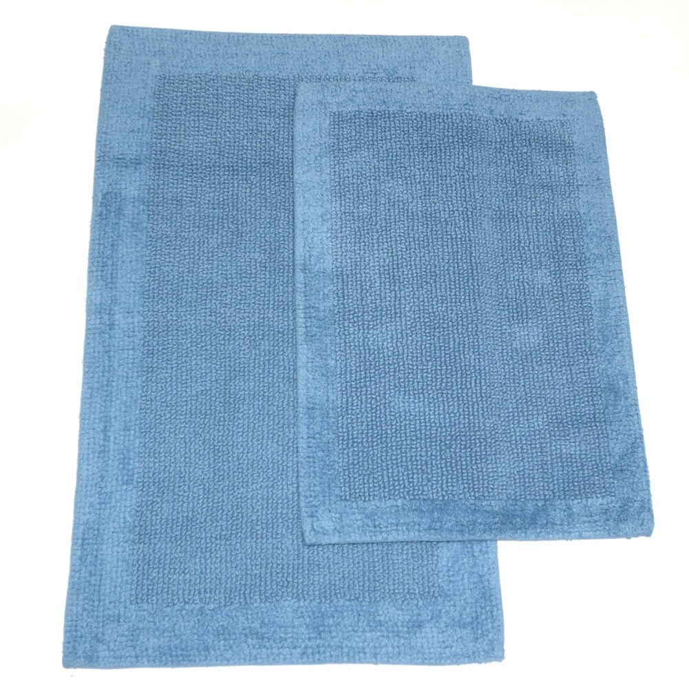 Nautica Reversible Cotton 2 Piece Bath Rug Set Free Shipping On Orders Over 45 8394633