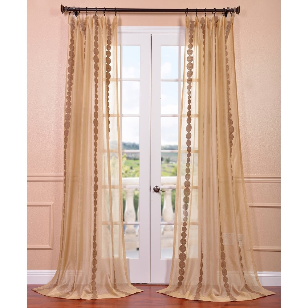 eclipse length in curtain blackout drapes panel canova curtains gold panels p