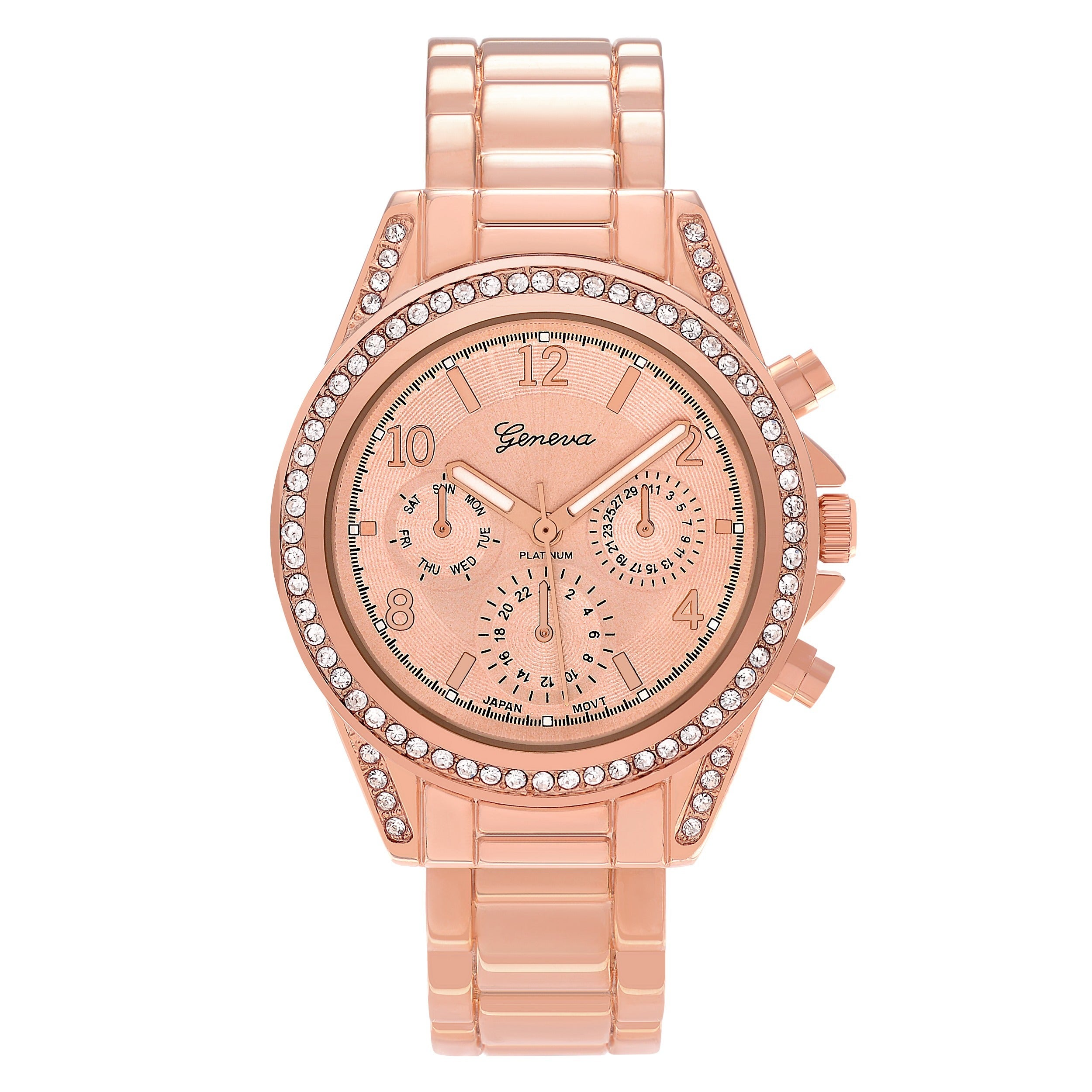 show strap olivia n b i daisy pinterest flower pin leather our s g from rose watches lewis range white john peach watch gold at nude burton women moulded l buy