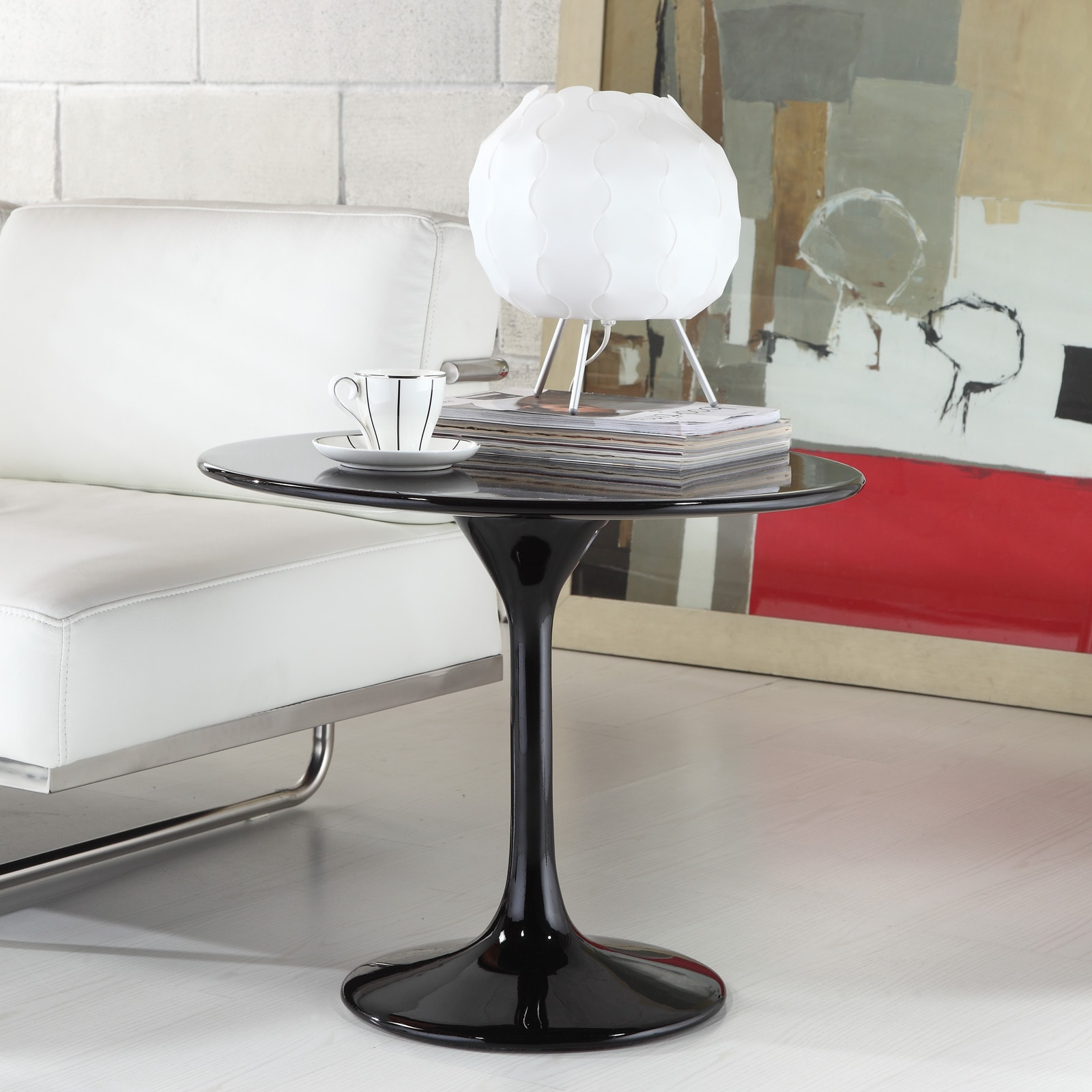 Eero Saarinen Tulip Side Table Free Shipping Today 8408209