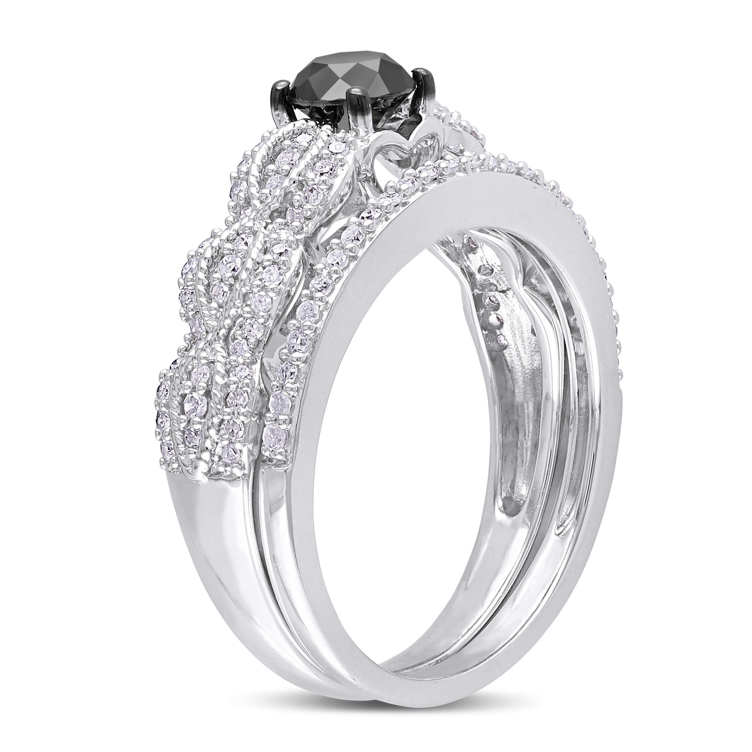 ring allan elias engagement diamond infinity jewelry products