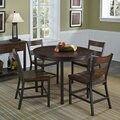 Cabin Creek 5-piece Dining Set by Home Styles