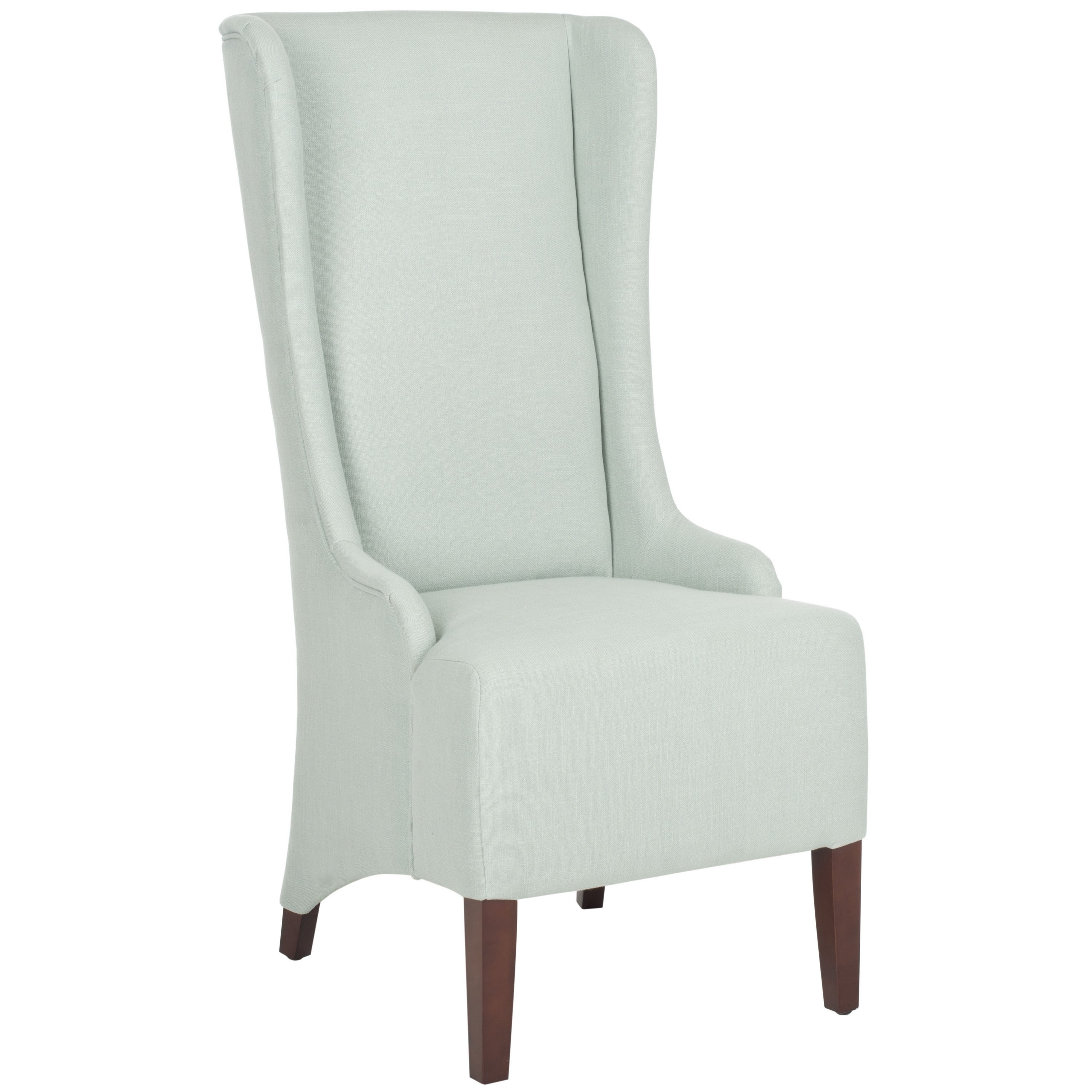 Safavieh En Vogue Dining Bacall Seafoam Green Chair On Free Shipping Today 8419833