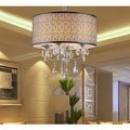 Lush Crystal Chandelier