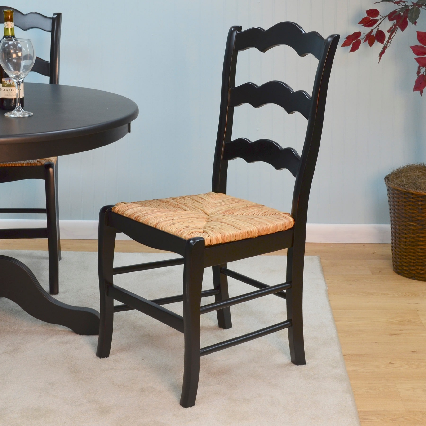 Shop Chambery Ladder Back Chair - On Sale - Free Shipping Today ...