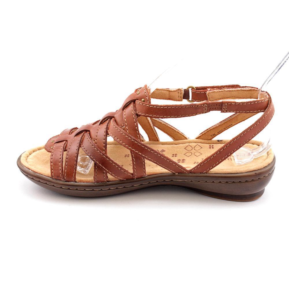 636ee5d2d2f5 Shop Naturalizer Women s  Jamboree  Synthetic Sandals - Wide (Size 8.5 ) -  Free Shipping On Orders Over  45 - Overstock - 8452419