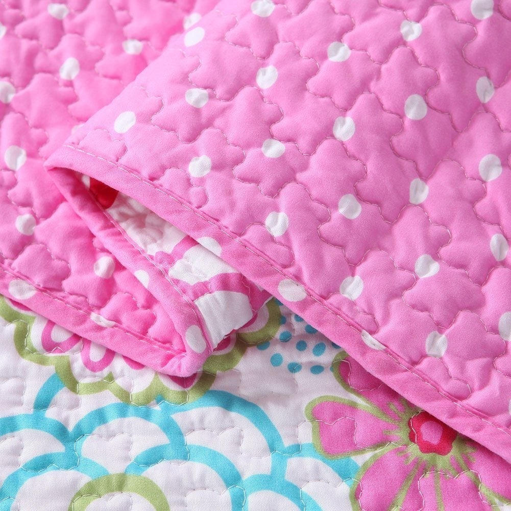 Shop Cozy Line Mariah 3-piece Quilt Set - Free Shipping Today ...