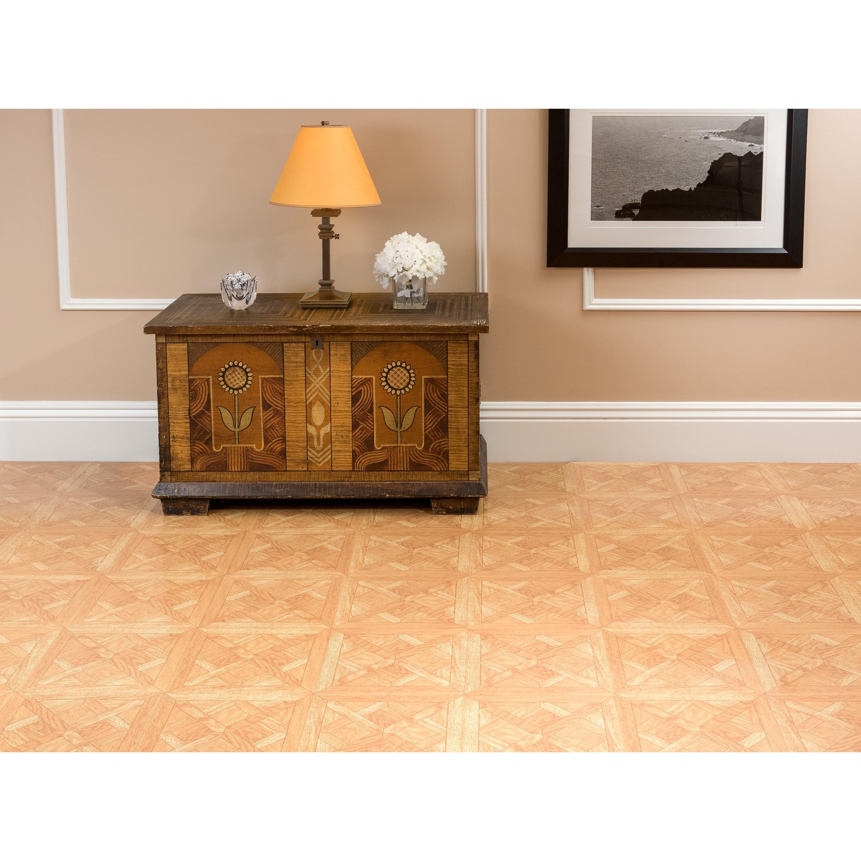 Achim Nexus Wood look 12x12 Self adhesive Vinyl Floor Tile 20 Tiles