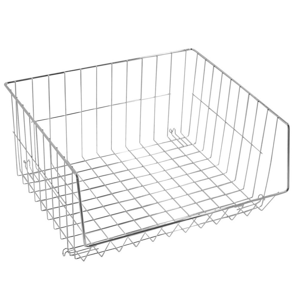 More Inside Stackable Wire Basket - Free Shipping On Orders Over $45 ...