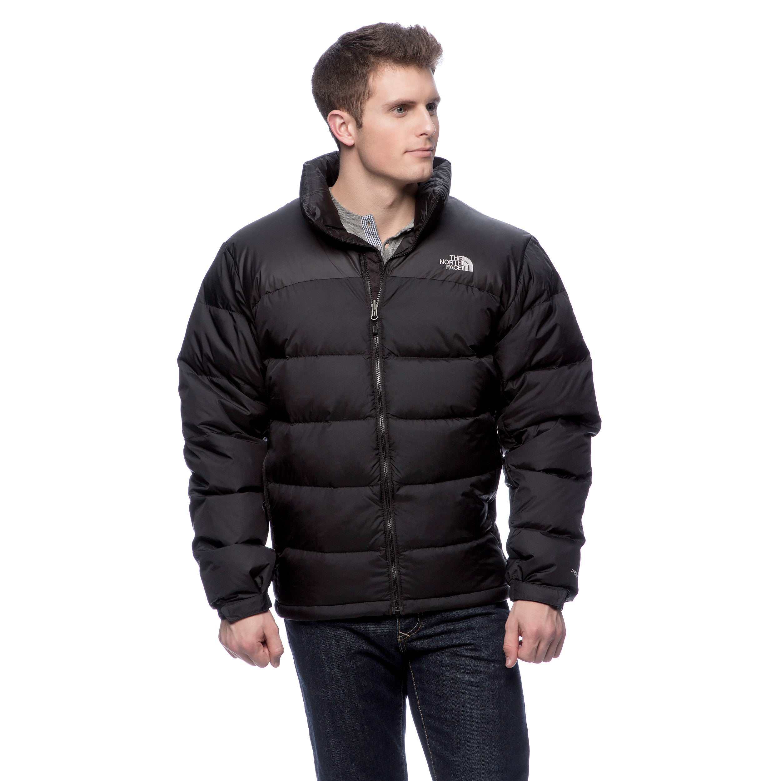 f9c0e36f487c Shop The North Face Men s Black Nuptse 2 Jacket - Free Shipping Today -  Overstock - 8503975