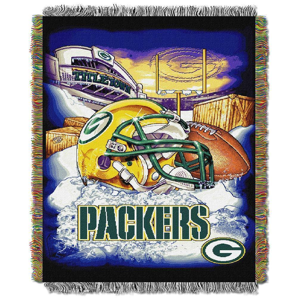 063ccfc4a31 Shop NFL 051 Dolphins Helmet Woven Tapestry Throw - Free Shipping On Orders  Over  45 - Overstock - 8504506