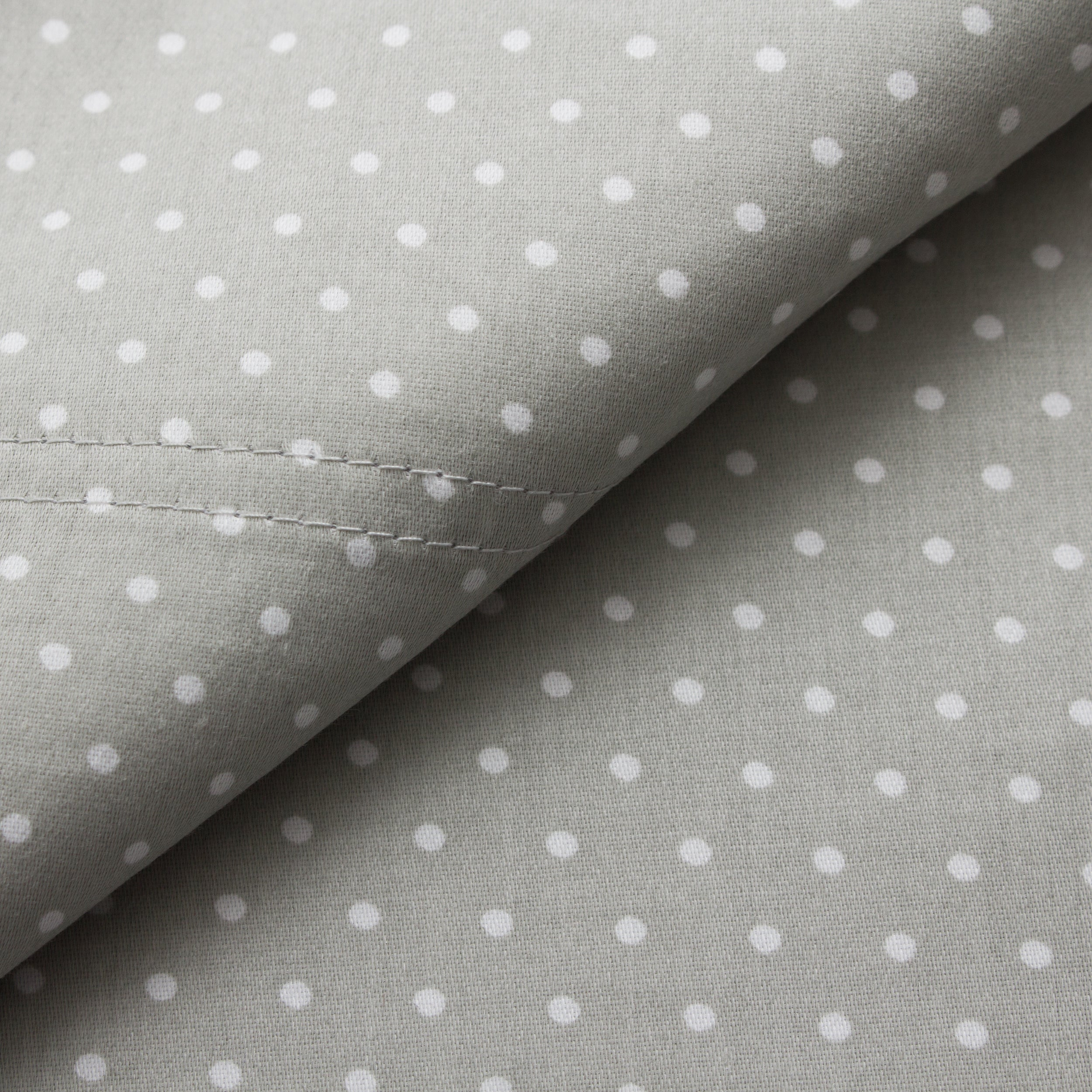 Swiss Polka dot Colorful 300 Thread Count Cotton Sheet Set Free