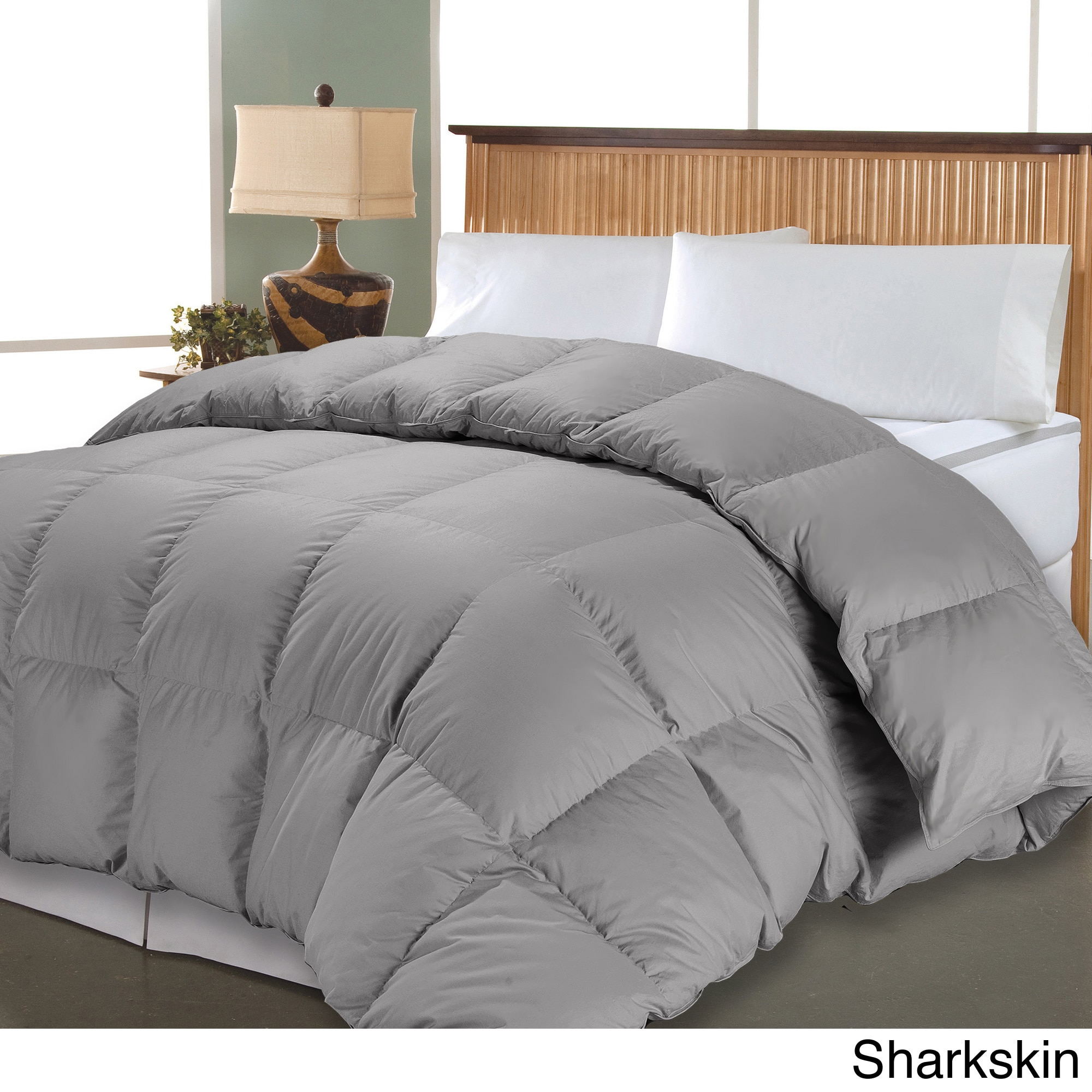 5e66d823cf2b Shop Hotel Grand 1000 Thread Count Egyptian Cotton Oversized White Down  Comforter - On Sale - Free Shipping Today - Overstock - 8522356