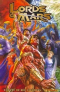 Lords of Mars 1: The Eye of the Goddess  (Paperback)