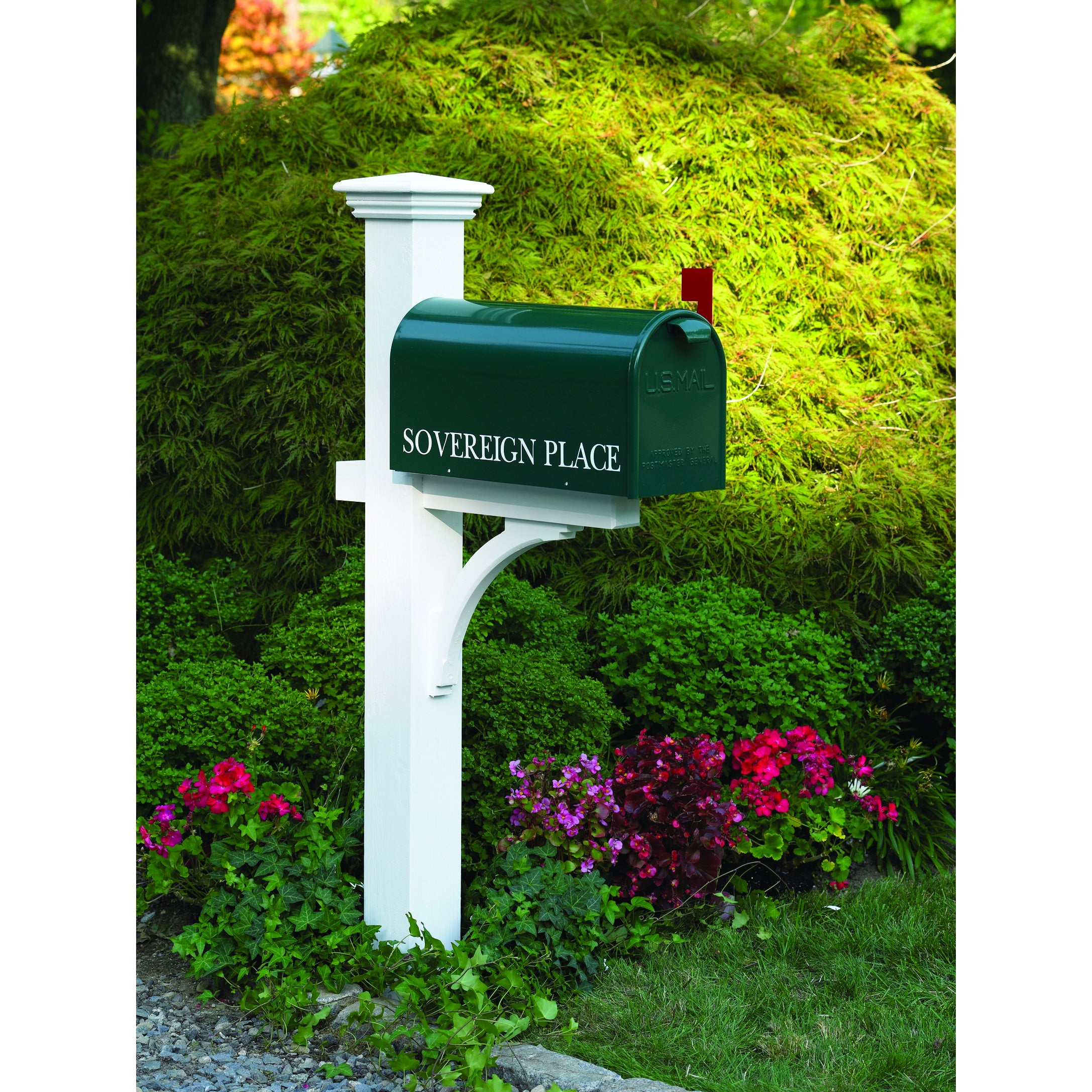 victorian com andrew new mailbox of with upgrades unique pedestal betterbyboss