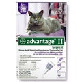 Advantage II for Cats (6 Pack)