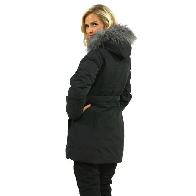184dc9148 The North Face Women's Black Brooklyn Jacket