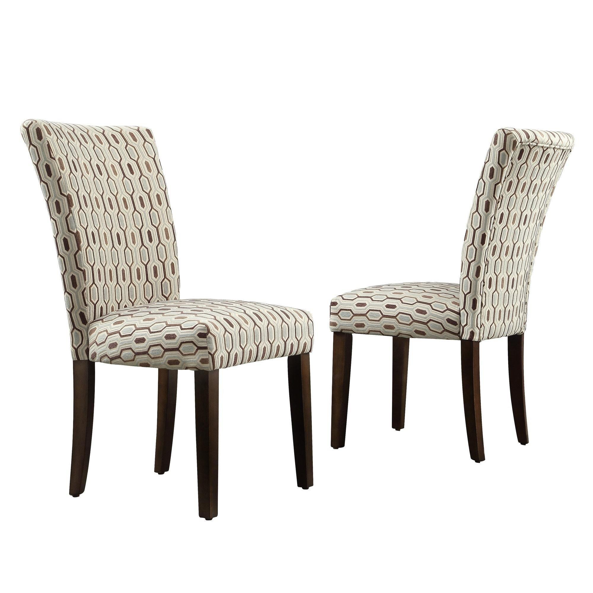 Catherine Print Parsons Dining Side Chair (Set of 2) by iNSPIRE Q Bold -  Free Shipping Today - Overstock.com - 15829235