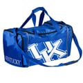 Forever Collectibles NCAA Kentucky Wildcats 21-inch Core Duffle Bag