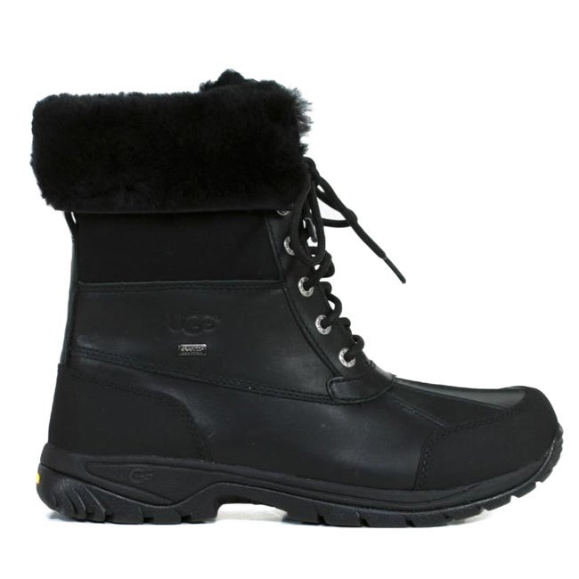 3ade2bfb407 Ugg Kids Black Butte Boots