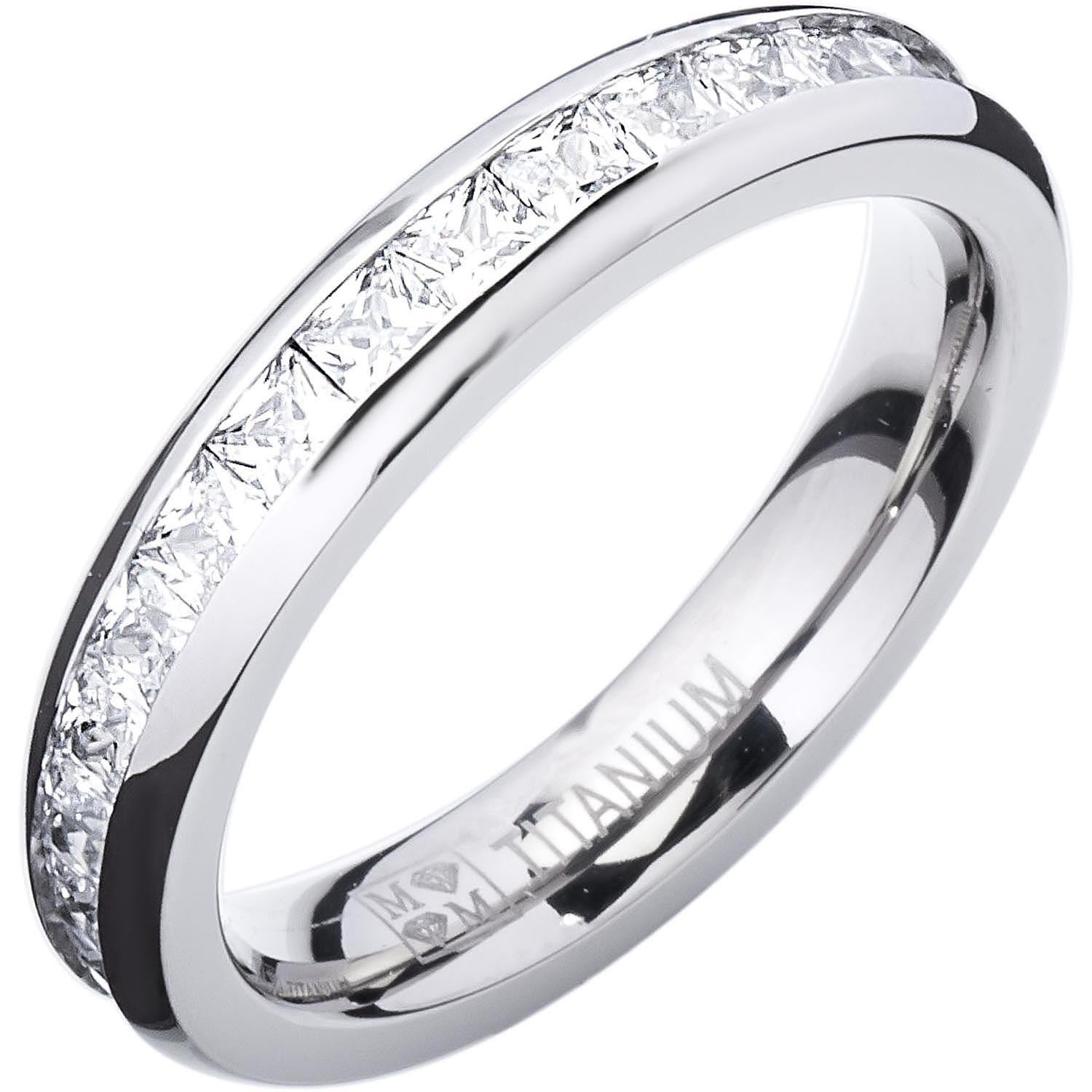 eternity deco bands erie princess art basin band diamond