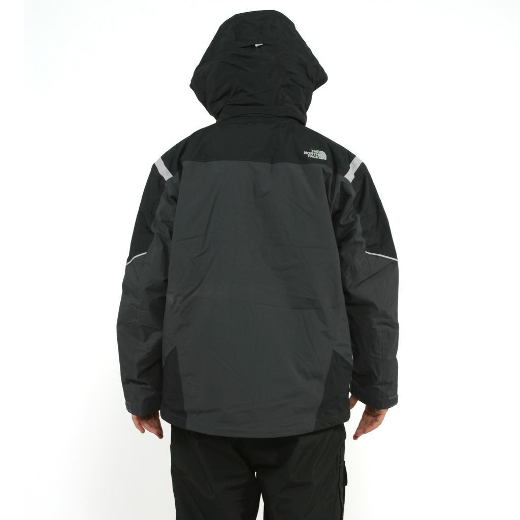 e131cd07dfc9 Shop The North Face Men s Asphalt Grey   Black Vortex Triclimate - Free  Shipping Today - Overstock - 8584577