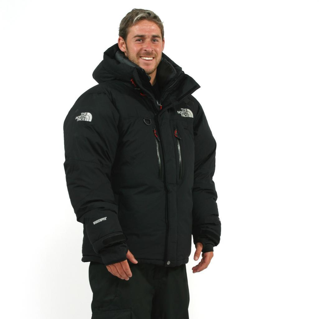 eac04e250 The North Face Men's 'Himalayan' Black Down Parka