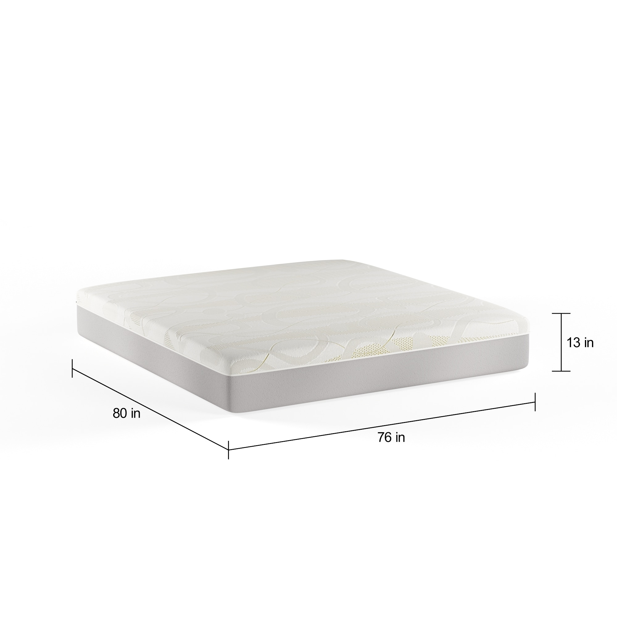 firm gel medium luxury foam inch mattress ip com size select king walmart memory
