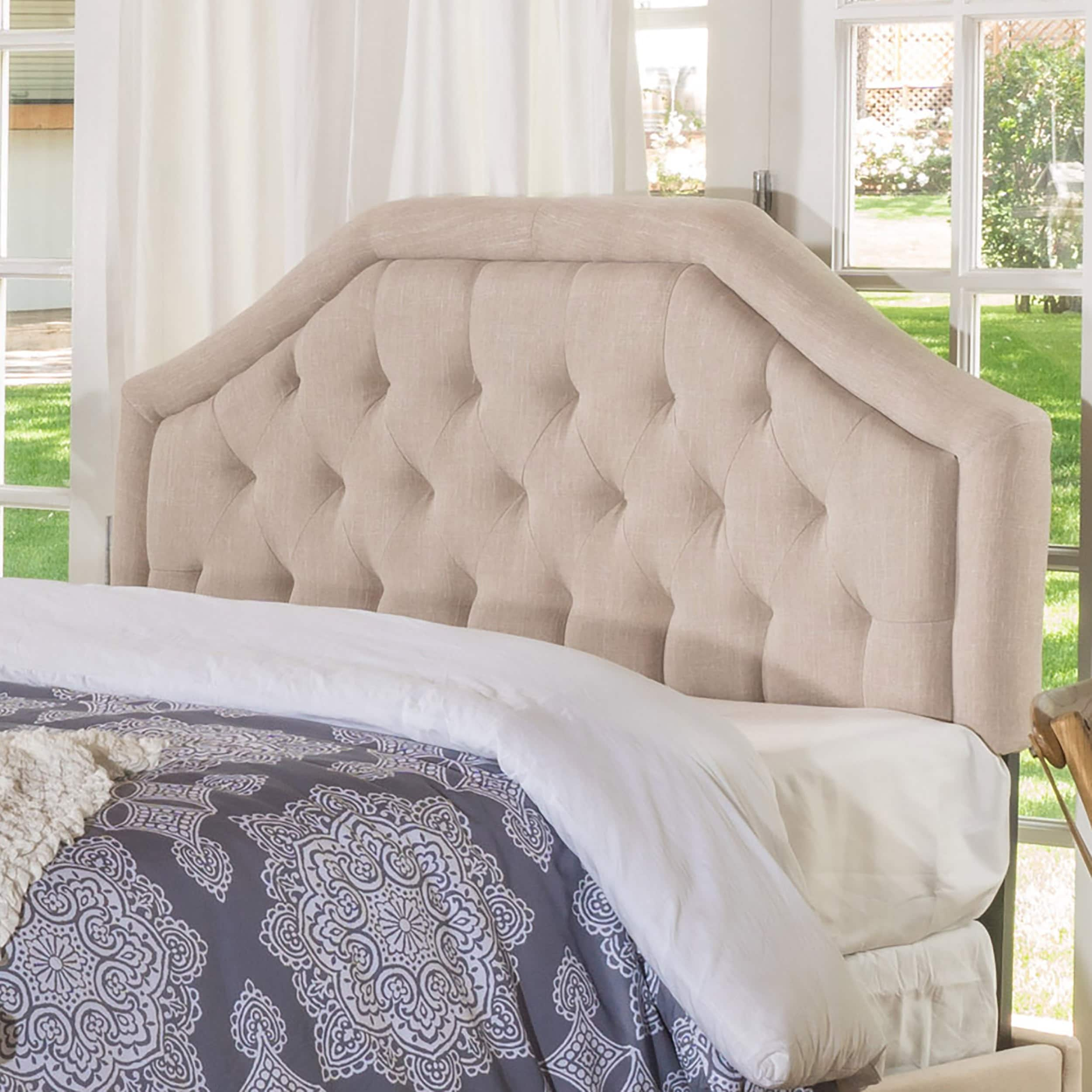 padded bei fabric annabel queen mod headboard
