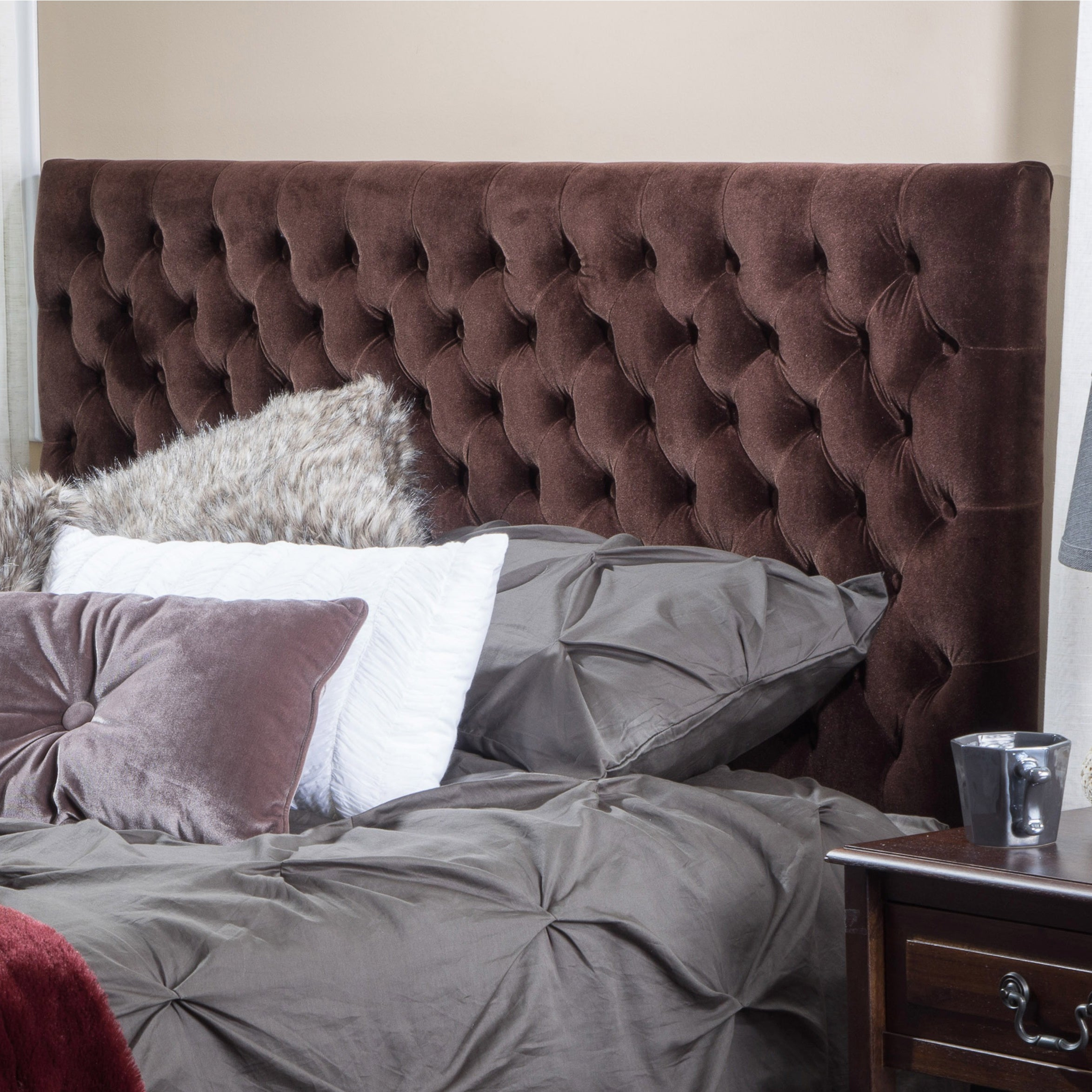 headboard country sleep headboards furniture canada fabric seville upholstered cheap sevh