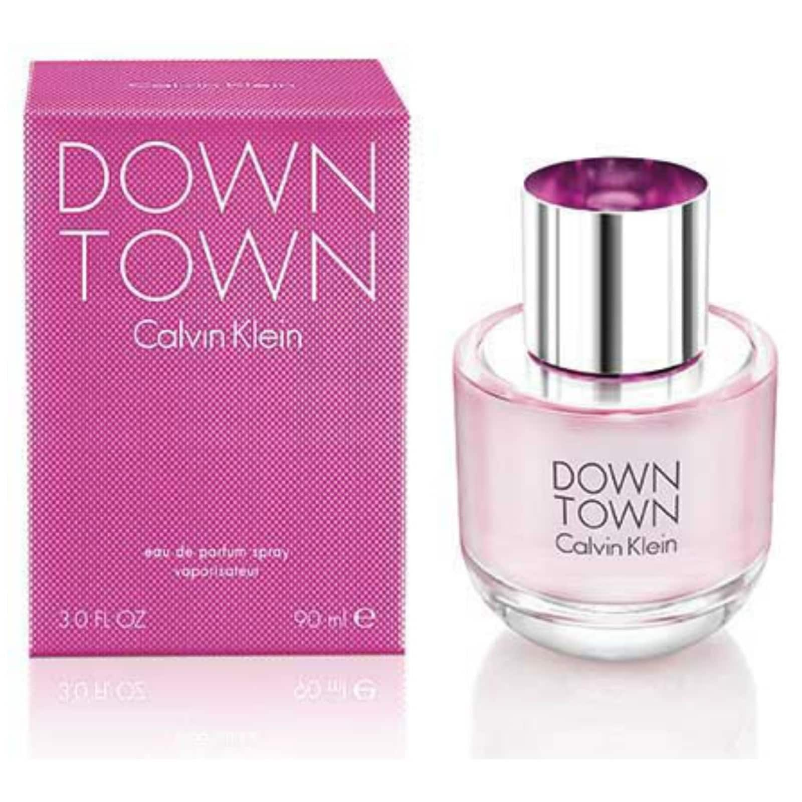 De Downtown Ounce 3 Eau Calvin Klein Women's Spray Parfum rCshdtQ