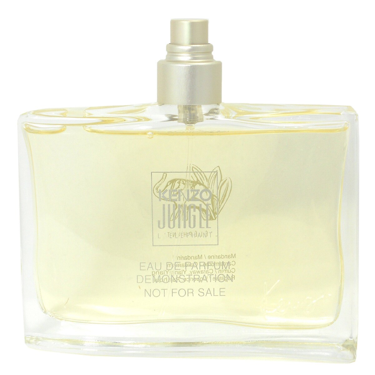 Jungle De 3 Parfumtester Kenzo Women's 4 Eau Ounce N8vnwm0