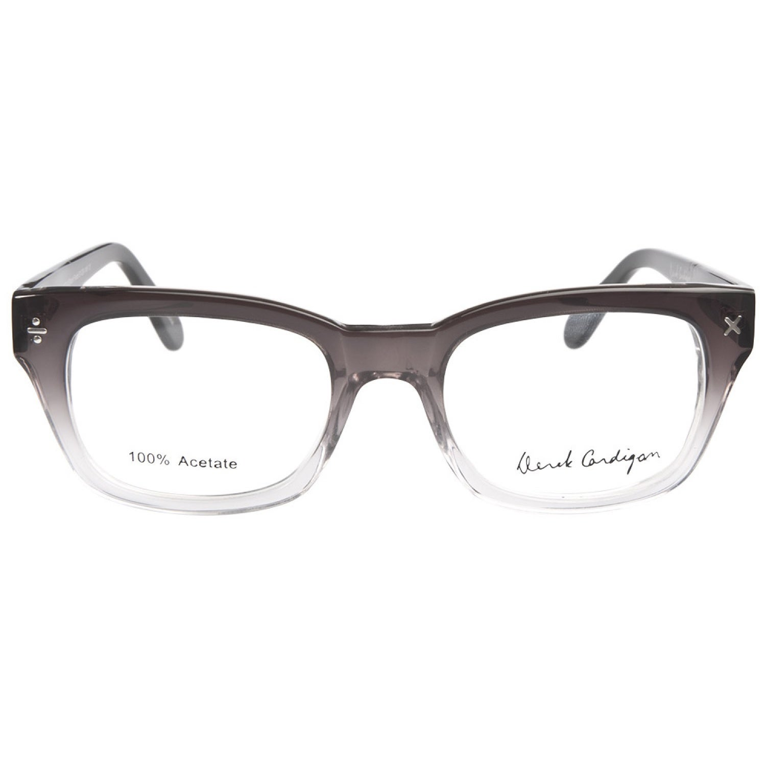 f0c26504394 Shop Derek Cardigan 7014 Black Fade Prescription Eyeglasses - Free Shipping  Today - Overstock - 8621723