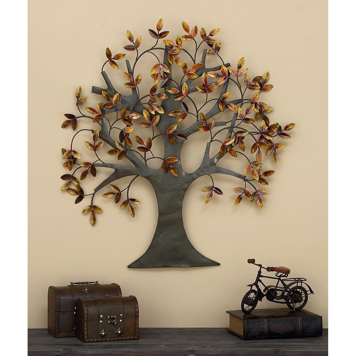 Tree Metal Wall Decor - Free Shipping Today - Overstock.com - 15891308