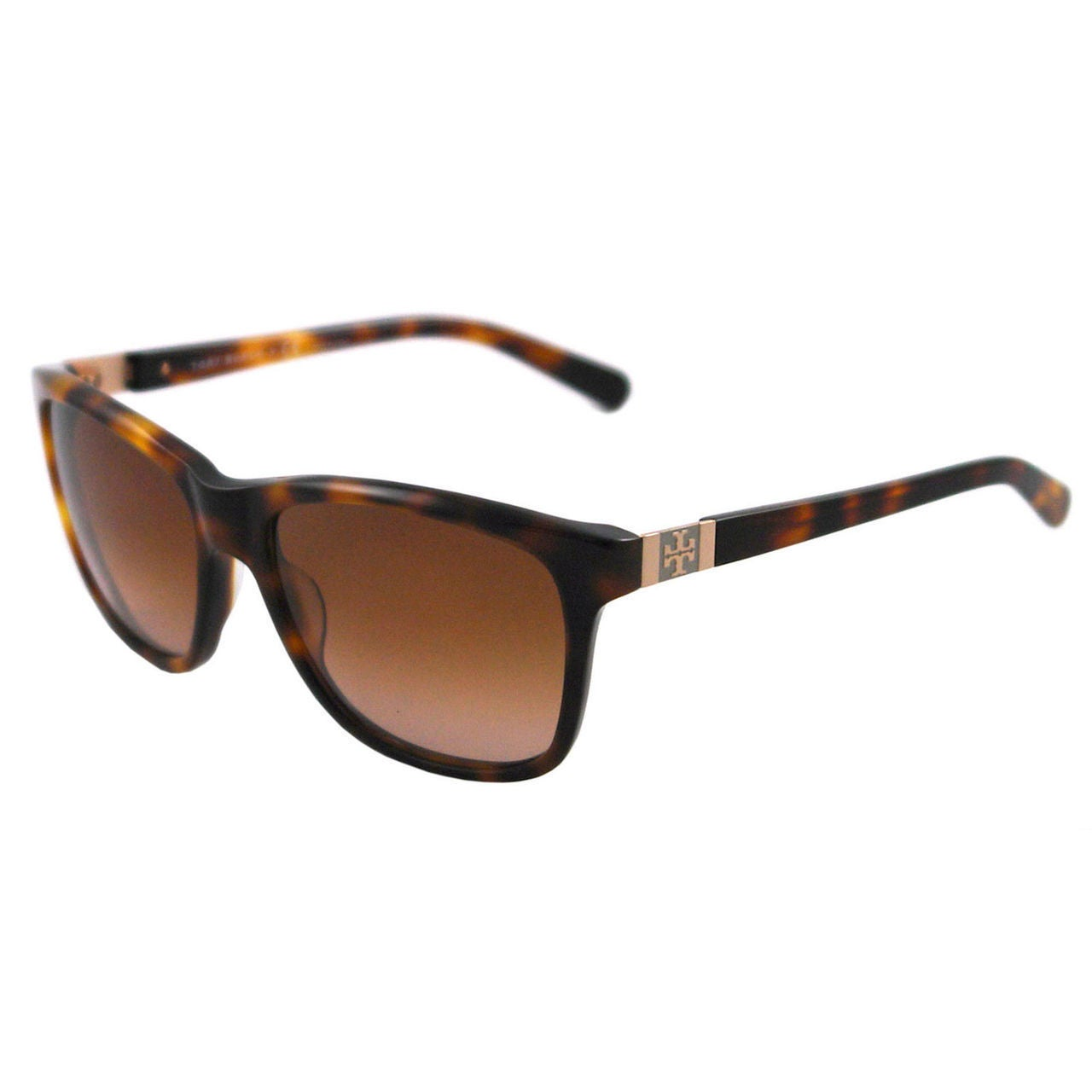be67dd213ae2 Shop Tory Burch Women's TY 7031 936/13 Amber Tortoise 57-16-130 mm  Sunglasses - Free Shipping Today - Overstock - 8626055