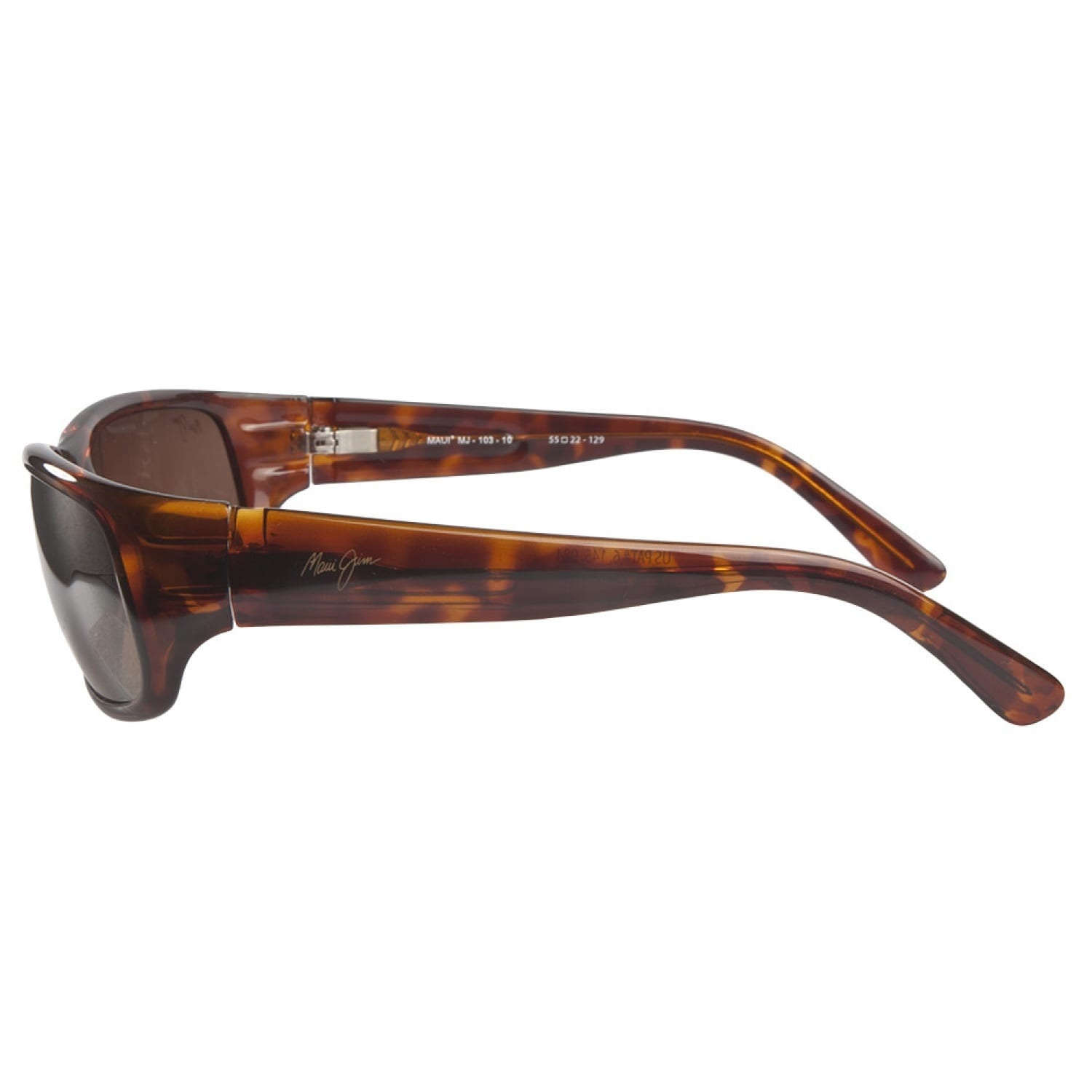 dbb0f7afea Shop Maui Jim Stingray Tortoise HCL Bronze Polarized H103-10 Sunglasses -  Free Shipping Today - Overstock.com - 8628079