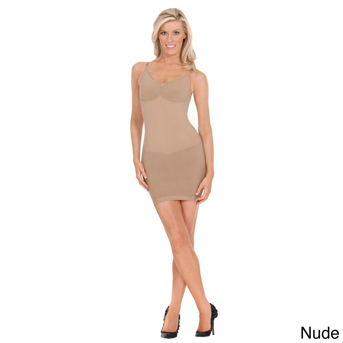 e4a8c4ac4a Shop Julie France by Euroskins Body Shapers Leger Ultra Firm Control Camisole  Dress Shaper - Free Shipping On Orders Over  45 - Overstock - 8631691