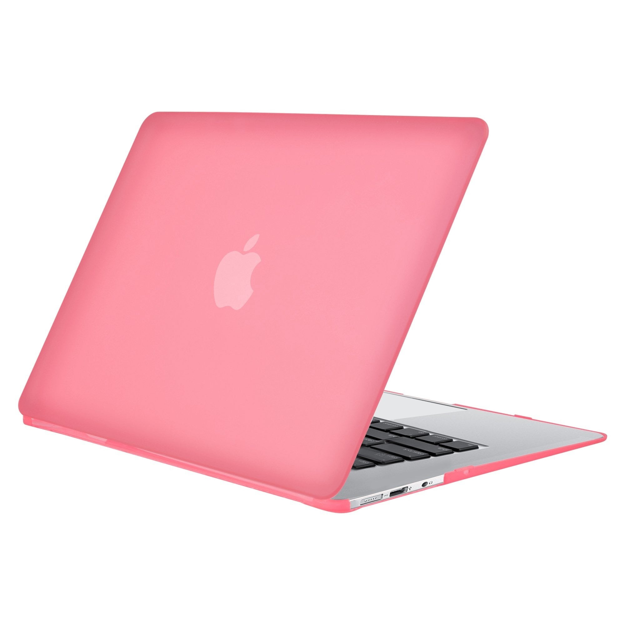 size 40 f9a28 bd125 INSTEN Rubber Coated Laptop Case Cover for Apple MacBook Air 13-inch